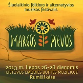"Festivalis ""Margos Pievos"""