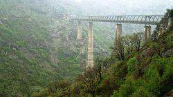 Viadukas virš Mala Rijeka