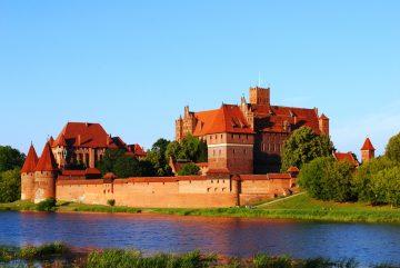 Malborko pilis, Lenkija