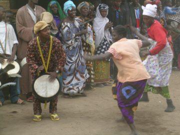 Mandinka, Afrika