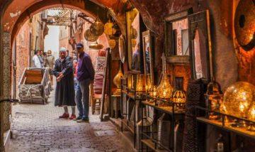 Pigios kelionės. Marokas