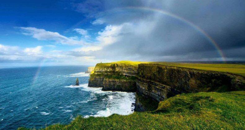 Mohero uolos, Airija