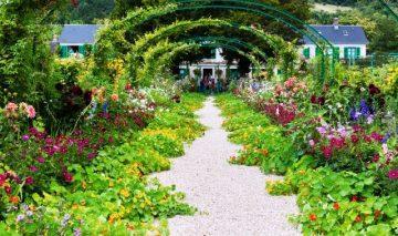 Monet Giverny, Prancūzija