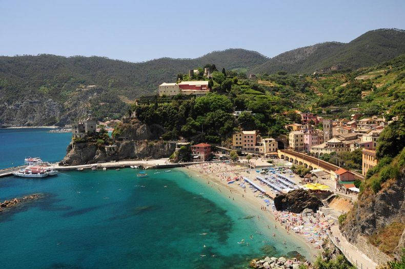 Monterosso al Mare, Cinque Terre, Italija