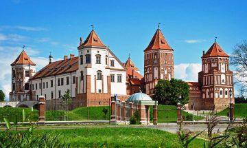 Myriaus pilis, Baltarusija