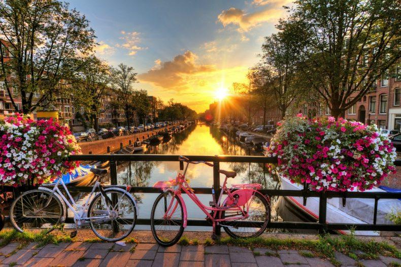 Nemokamai lankytinos vietos Amsterdame