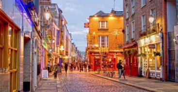 Nemokamai lankytinos vietos Dubline
