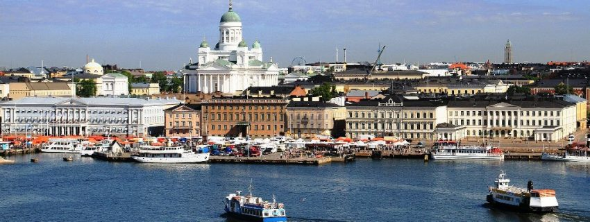 Nemokamai lankytinos vietos Helsinkyje