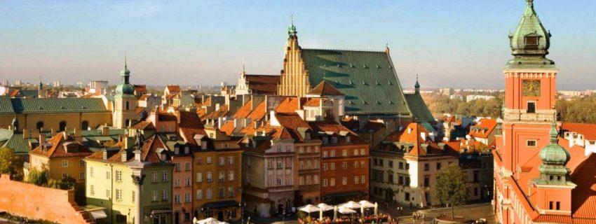 Nemokamai lankytinos vietos Varšuvoje