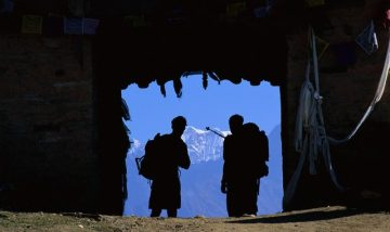 Pigios kelionės. Nepalas