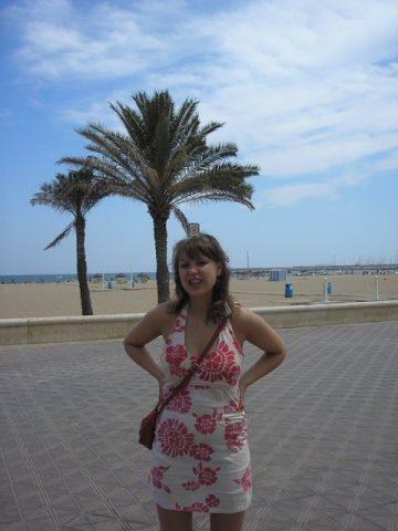 Atostogos Valensijoje