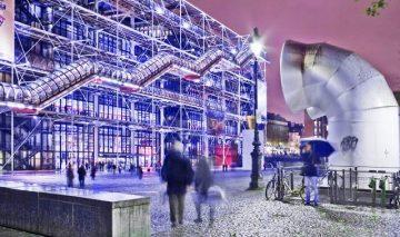 Pompidou centras, Paryzius