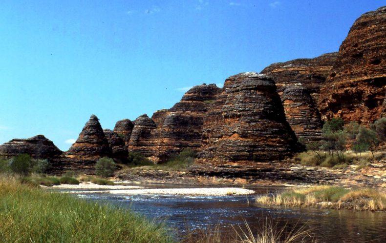 Purnululu nacionalinis parkas, Australija