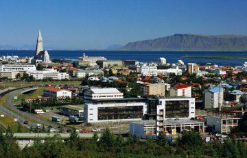 Reikjavikas, Islandija