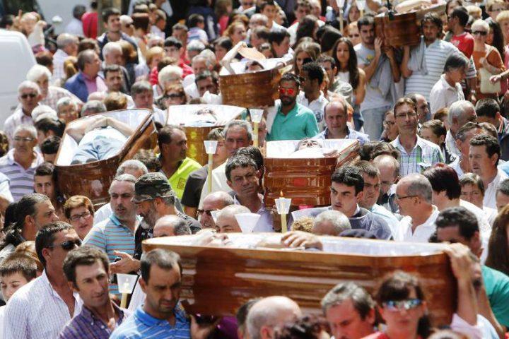 Fiesta de Santa Marta de Ribarteme, Ispanija