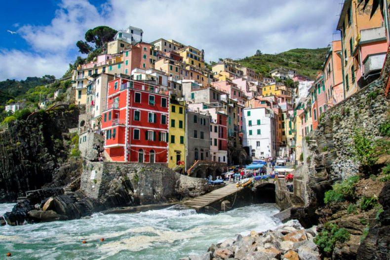 Riomaggiore, Cinque Terre, Italija