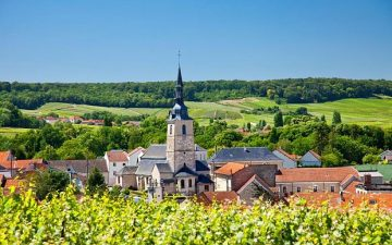 Šampanės regionas, Prancuzija