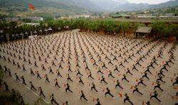 Shaolin vienuolynas, kung fu akademija, Kinija