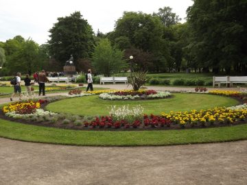 Parkas. Skandinavija