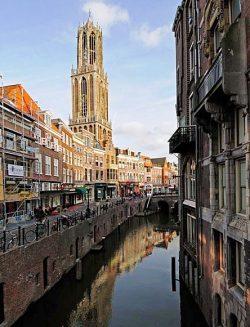 Utrechtas, Olandija