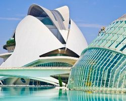 Valencija - mokslo ir meno miestas