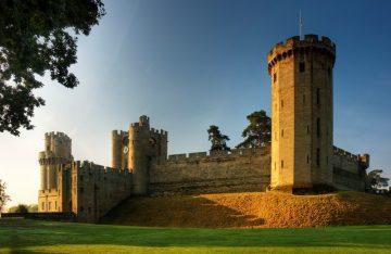 Voriko pilis Anglijoje