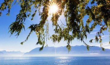 Ženevos ežeras, Šveicarija