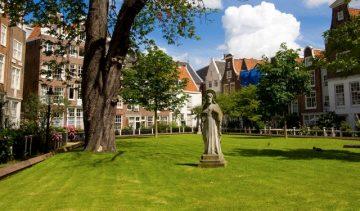 Amsterdamas, Begijnhof