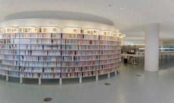 Centrinė Amsterdamo biblioteka