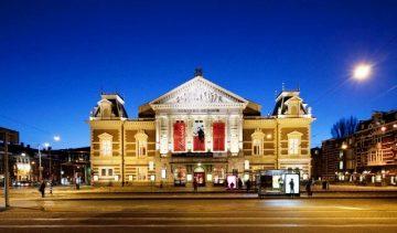 Amsterdamo koncertų salė
