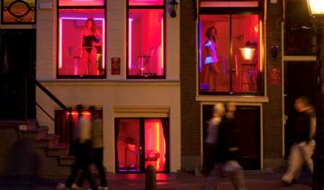 Amsterdamas Raudonųjų žibintų kvartalas