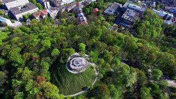 Aukštoji pilis, Lvovas