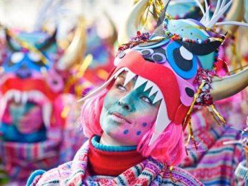 Carnestoltes karnavalas, Barselona