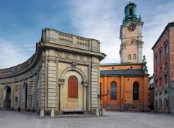 Bažnyčios, Stokholmas