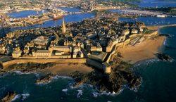 Saint Malo, Prancūzija