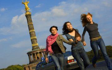 Turas po Berlyną