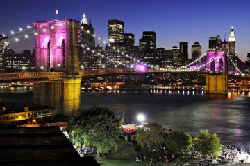 Bruklino tiltas, Niujorkas, JAV