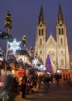 Kalėdų mugė Prahoje