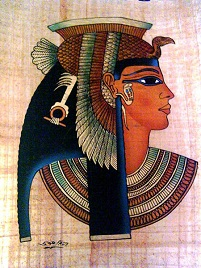 Egipto faraonė - Kleopatra