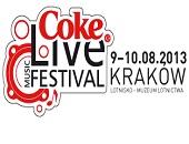 Coke Live festivalis Lenkijoje 2013