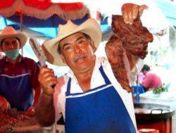 Maisto gaminimas Oachakoje, Meksikoje