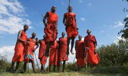Masajai (Kenija ir Tanzanija)