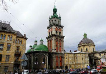 Dominikonų bažnyčia, Lvovas