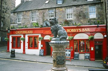 Edinburgas, Greyfriars