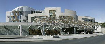 Edinburgas, Škotijos parlamentas