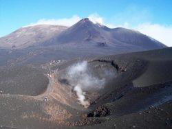 Etnos ugnikalnis, Sicilija. Viltės G. nuotrauka
