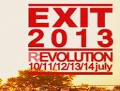 Exit festivalis Serbijoje 2013