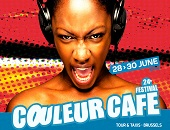 Couleur Cafe festivalis 2013