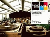 Festivalis Sonar 2013 m.