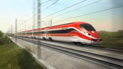 Frecciarossa 1000 traukinys, Italija